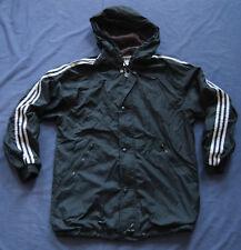 ADIDAS Jacket Vintage Retro Silky Waterproof Rain Oldschool Nylon 90s Adibreak
