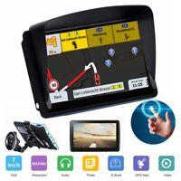 """7"""" Touch Screen 8GB Car GPS Navigation SAT NAV Truck Navigator Free Lifetime Map"""