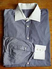 Unifarbene klassische Van Laack Herrenhemden aus Baumwolle