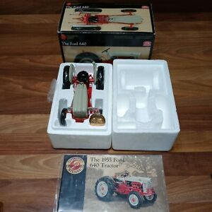 Ertl Precision Series 8 The Ford 640 Tractor 1/16 Die Cast  NIB *Free Shipping*