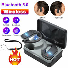 Us Wireless Bluetooth 5.0 Headset Sports Headphone Earphone Handsfree Universal
