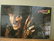 Vintage A Nightmare on Elm Street 4 Dream master movie poster 2632