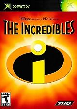 Incredibles (Microsoft Xbox, 2004)