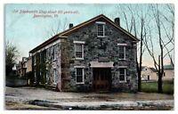 Early 1900s Old Blacksmith Shop, Bennington, VT Postcard