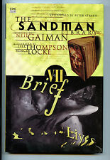 Sandman Neil Gaiman Brief Lives Vol VII ( 7 ) Hardcover Book NM/MT New Sealed