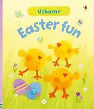 Easter Fun (Usborne First Activities) Fiona Watt New Book (W11)