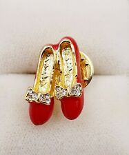 Lapel Pin/Brooch/Tie Tack Vintage Red Shoes