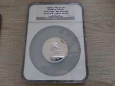 2014 5 Oz Silver Libertas Americana Restruck Monnaie De Paris PF 70 Ultra High