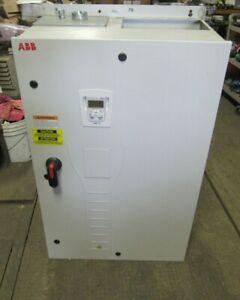ABB  ACH550-PCR-157A4 PUMP DRIVE 125 HP, 380-480 VOLT (VERY NICE)