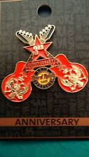 HARD ROCK CAFE PIN PODGORICA ANNIVERSARY