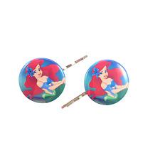 The Little Mermaid Princess Ariel Bobby Pins - Hair Pins Clip Costume Disney