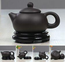 Retro Chinese Yixing Clay handmade tea pot zisha purple clay teapot Tea Sets