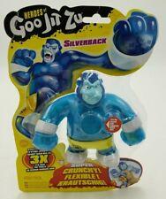 Heroes of Goo Jit Zu Silverback Action Figure Hero Pack New Damaged Package