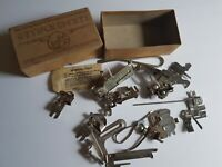 Griest Products Sewing Machine Parts Attachments with Original Box Vintage