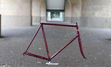 Lüders Profi Modell Rennrad / 60cm/ rot / Reynolds 531C / Vintage Race Bike
