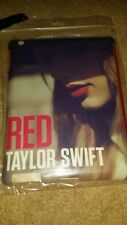 TAYLOR SWIFT RED APPLE IPAD CASE COVER FITS IPAD2 AND IPAD3 NEW NEVER OPENED