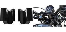 """Prolunghe Riser Neri 2"""" Altezza 5 cm Sportster Forty-Eight 48 XL1200X 2010-2017"""