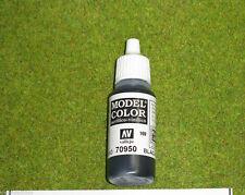 Vallejo Modelo de color Negro Mate Pintura Acrílica 70950
