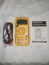 Mastech Mas830 Digital Multimeter