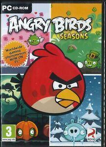 Angry Birds Seasons PC Game NEW