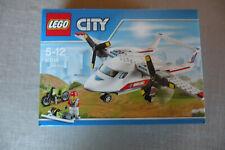 LEGO CITY 60116-L'avion de secours-Neuf et scellé