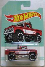 Hot Wheels Disney Pop Culture Ford TRANSIT Supervan 2cm