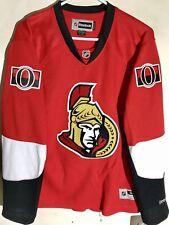 Reebok Women's Premier NHL Jersey Ottawa Senators Team Red sz S