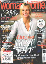 WOMAN & HOME MAGAZINE NOVEMBER 2020 JO WHILEY COVER / INTERVIEW ~ NEW ~