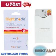 RFID Card Defender / Protector - 3 Pack | BRAND NEW!