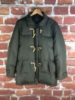 $695 Harnold Brook L 42 Military Down Puffer Double Trench Toggle Duffle Jacket