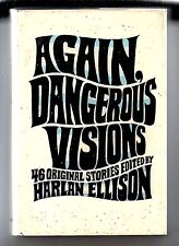 AGAIN, DANGEROUS VISIONS (Harlan Ellison, editor/1st US/original stories)