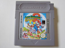 Super Mario Land 2 6 Golden Coins-Nintendo Gameboy Classic #107