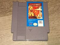 Indiana Jones and the Temple of Doom Nintendo Nes Cleaned & Tested Authentic