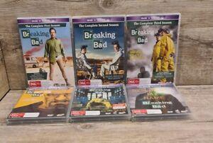 Breaking Bad Complete Series Seasons 1-6 DVD box set