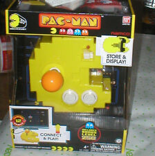 PAC MAN CONNECT AND PLAY 12 GAMES & INCLUDES PAC MAN LEVEL 256, NEW, UNOPENED