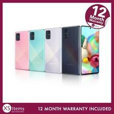 Samsung Galaxy A71 SM-A715F 128GB Smartphone Mobile Black/Silver/Blue Unlocked
