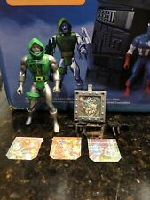 1984 Marvel Secret Wars Doctor Doom Figure w/Accessories - Loose Complete