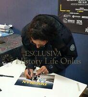 Marcello Fonte Dogman Foto Autografata Original Signed Autografo Cinema