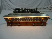 HEATHKIT AJ-41 AM/FM STEREO TUBE TUNER, Partially Tested