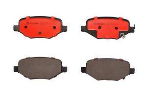 For Chrysler Dodge Ram C/V Rear Ceramic Disc Brake Pad Set Brembo P18028N