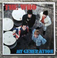 The Who - My Generation - MONO Vinyl LP - 2015 ReIssue Brunswick 3715603