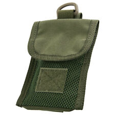 Flyye Iphone Pouch Combat Mobile Phone Cover Airsoft Hiking Travel Ranger Green