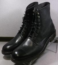 202981 MSBT50 Men's Shoes Size 9 M Black 1850 Collection Boots Johnston Murphy