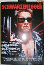 "ULTIMATE TECH NOIR T-800 Terminator 7"" inch Action Figure Rereleased Neca 2020"