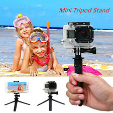 Universal Small Tripod Stand Camera Travel Flexible for Cellphone Gopro Hero 5 4