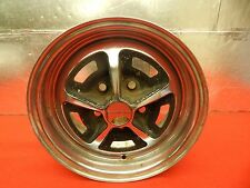"1 USED Magnum 500 Chromed Steel Wheel 14""x6"" x 4 3/4"" Bolt pattern 2"" Hub Bore"