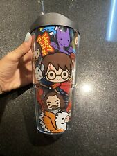 Tervis Harry Potter Group Charms Tumbler with Black Lid 24oz