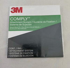 3M Comply Attachment System - Raised Bezel (COMPLYBZ)