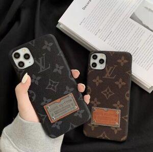 Coque pour iphone en cuir