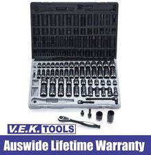 "ACTION TOOLS 59PCE 3/8"" SOCKET SET COMBO ALSO FOR CORDLESS IMPACT WRENCH KITS-SP"